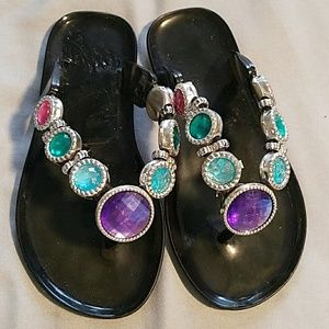 Other - Toddler jeweled sandals